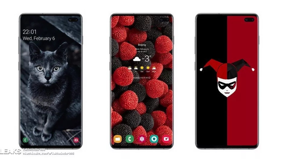 upcoming smartphones 2019-samsung